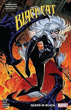 Black Cat Tome 4: Queen In Black