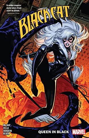 Black Cat Vol. 4: Queen In Black