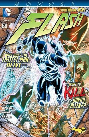 The Flash (2011-2016): Annual #3