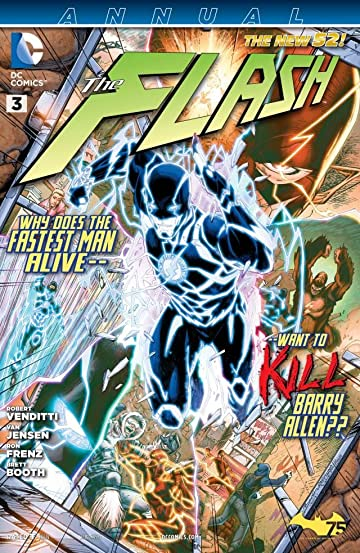 The Flash (2011-2016): Annual #3