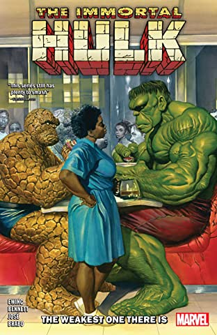Immortal Hulk Tome 9: The Weakest One There Is