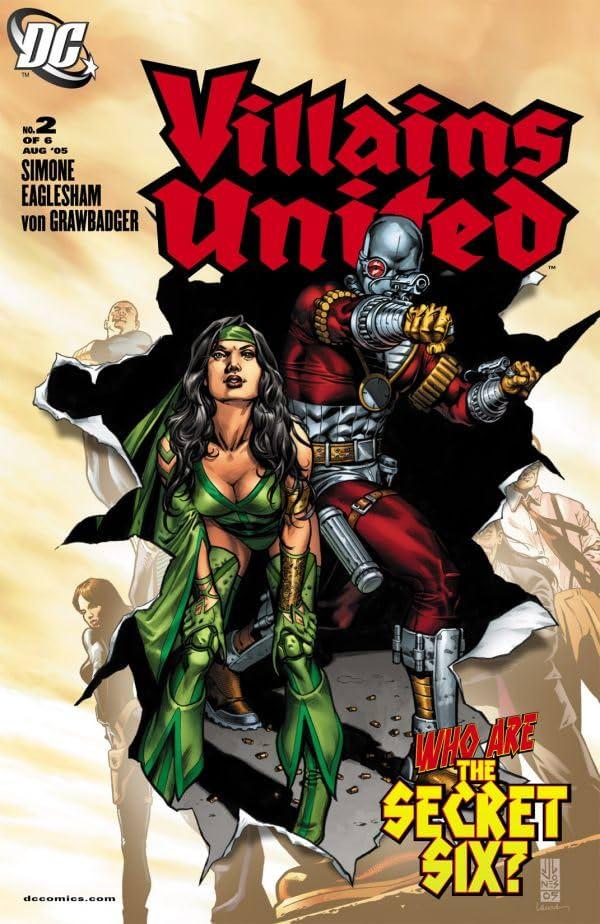 Villains United #2 (of 6)