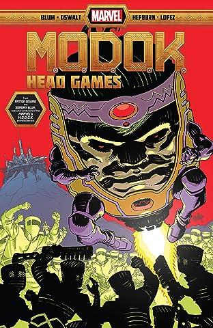 M.O.D.O.K.: Head Games