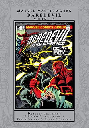 Daredevil Masterworks Vol. 15