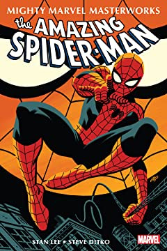 Mighty Marvel Masterworks: The Amazing Spider-Man Tome 1: With Great Power…