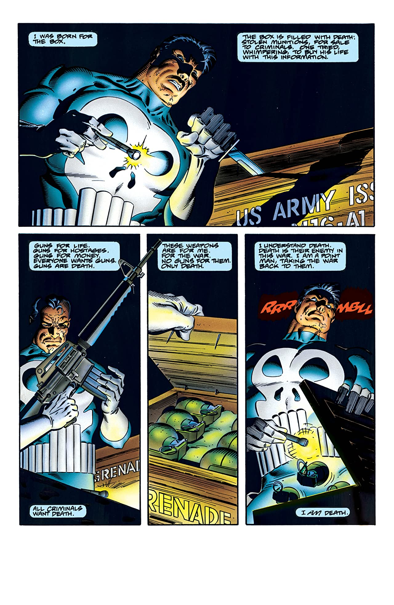 Punisher Epic Collection: Return To Big Nothing