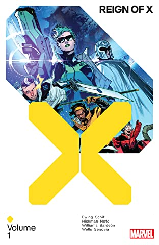 Reign Of X Tome 1