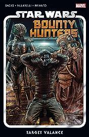 Star Wars: Bounty Hunters Vol. 2: Target Valance