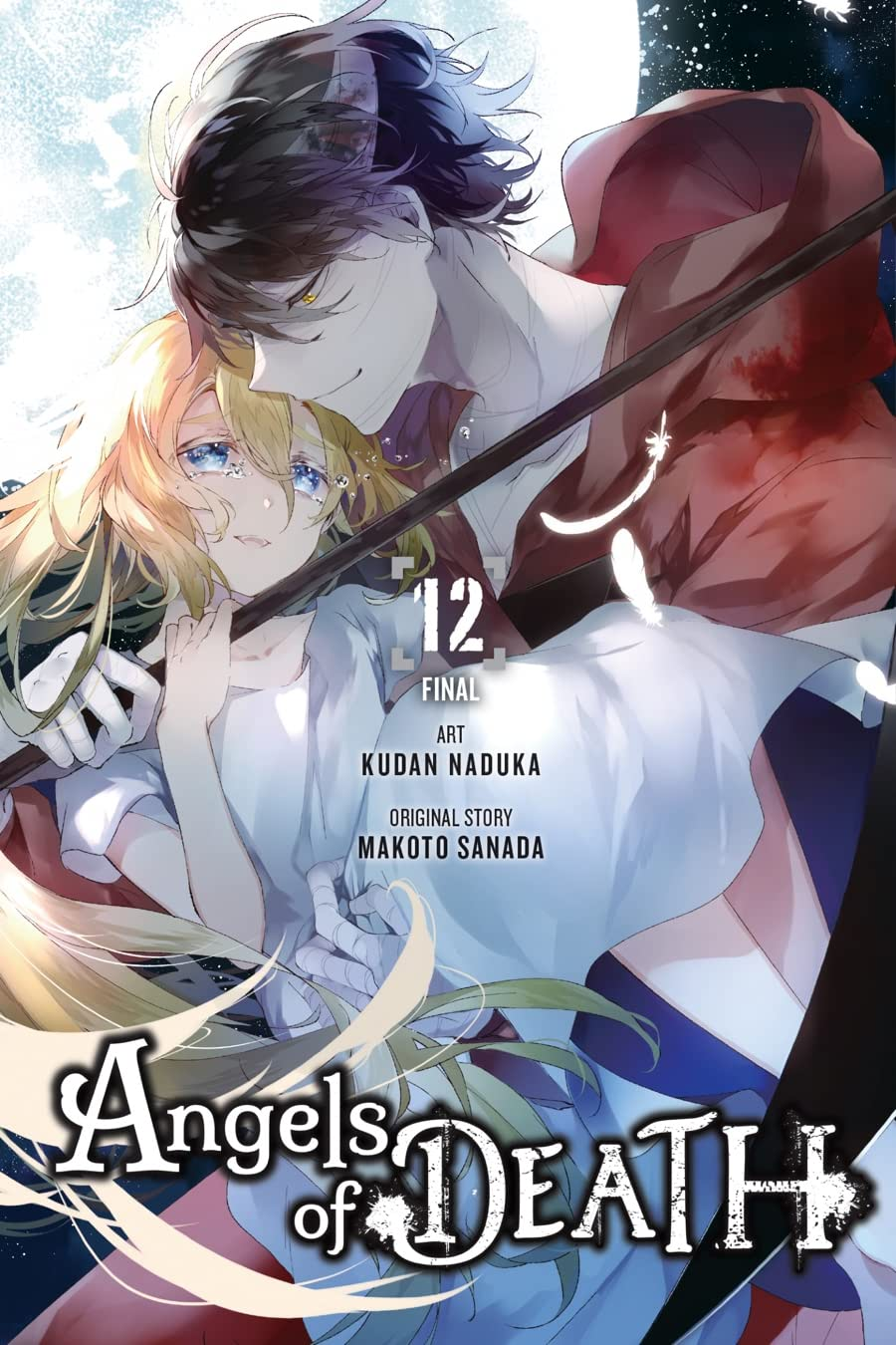 Angels of Death Tome 12