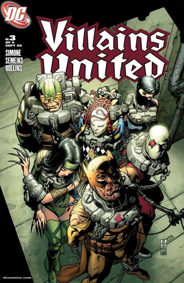 Villains United #3 (of 6)