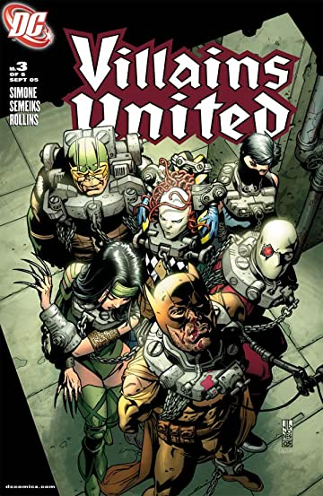 Villains United #3 (of 6)