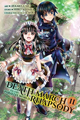Death March to the Parallel World Rhapsody Vol. 11