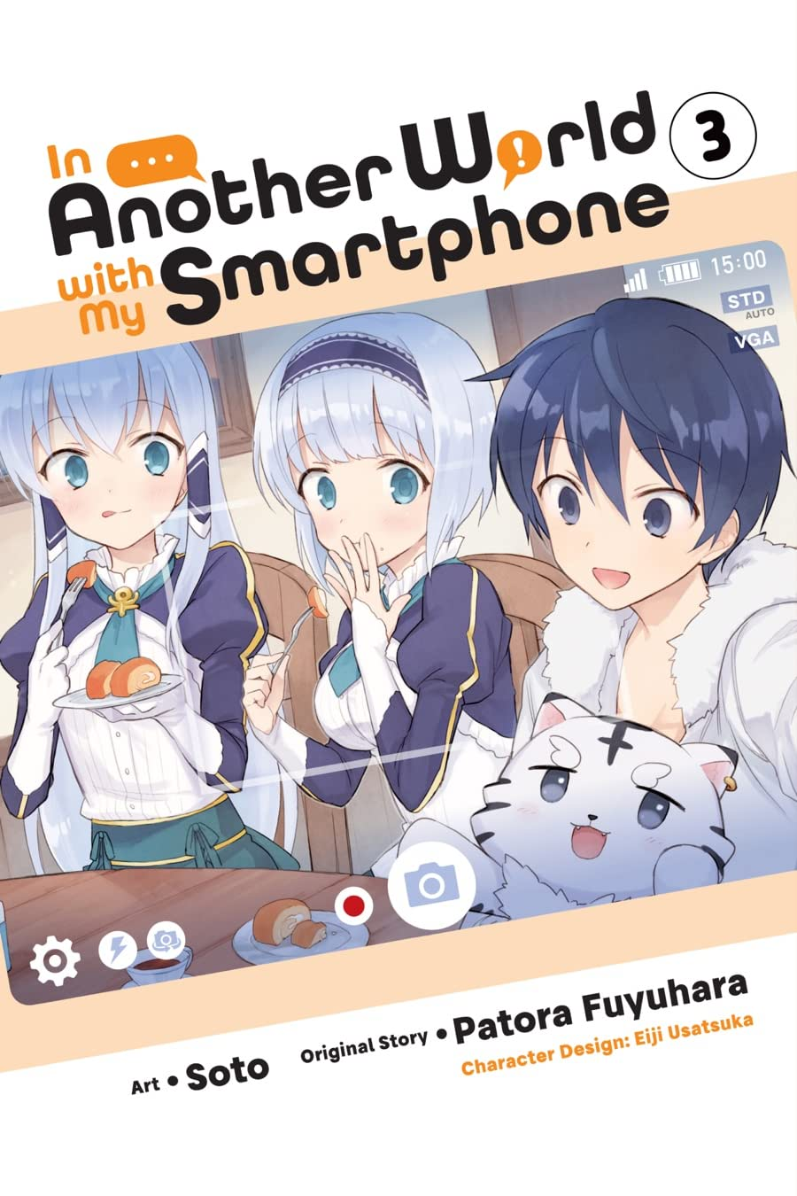 In Another World with My Smartphone Vol. 3