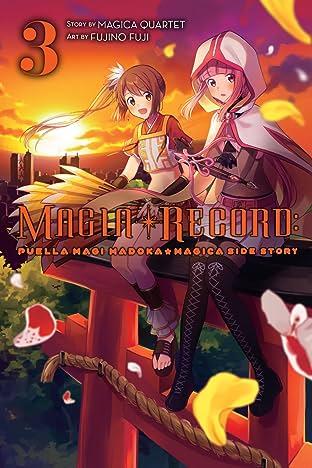 Magia Record: Puella Magi Madoka Magica Side Story Vol. 3