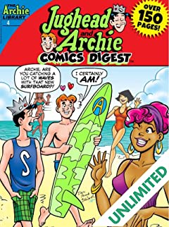 Jughead and Archie Comics Digest #4