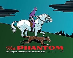 The Phantom: The Complete Sundays: 1950-1953 Vol. 4