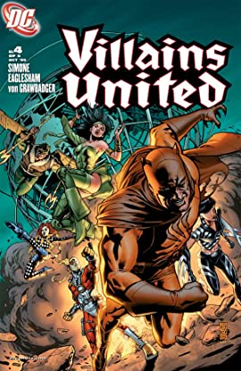 Villains United #4 (of 6)
