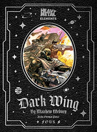 Dark Wing #4 (of 10)