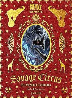 Savage Circus #4 (of 10)