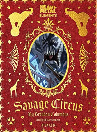 Savage Circus #4 (of 10)