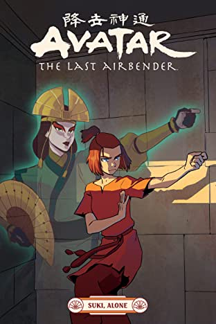 Avatar: The Last Airbender--Suki, Alone