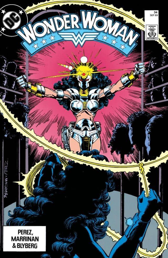 Wonder Woman (1987-2006) #34