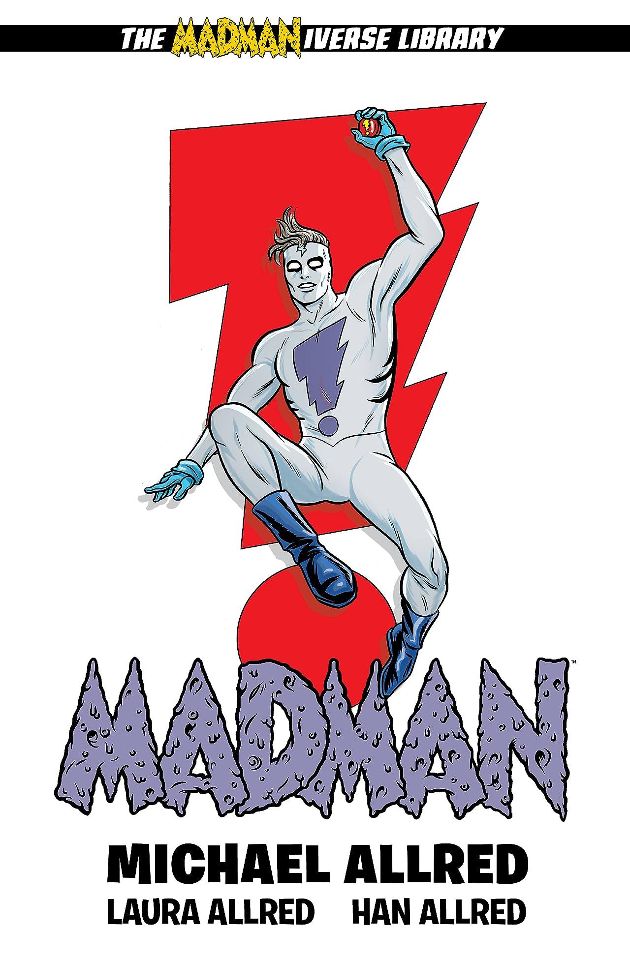 Madman Library Edition Vol. 1
