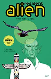 Resident Alien Vol. 6: Your Ride's Here