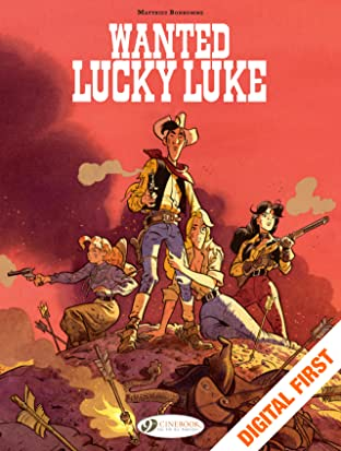 Wanted: Lucky Luke