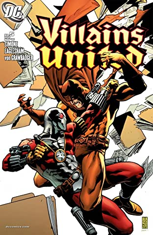 Villains United #5 (of 6)