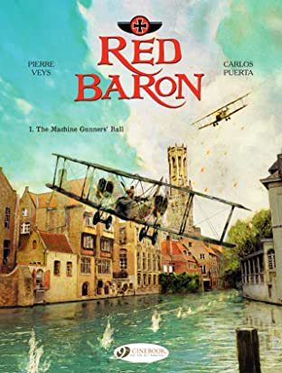 Red Baron Vol. 1: The Machine Gunners' Ball