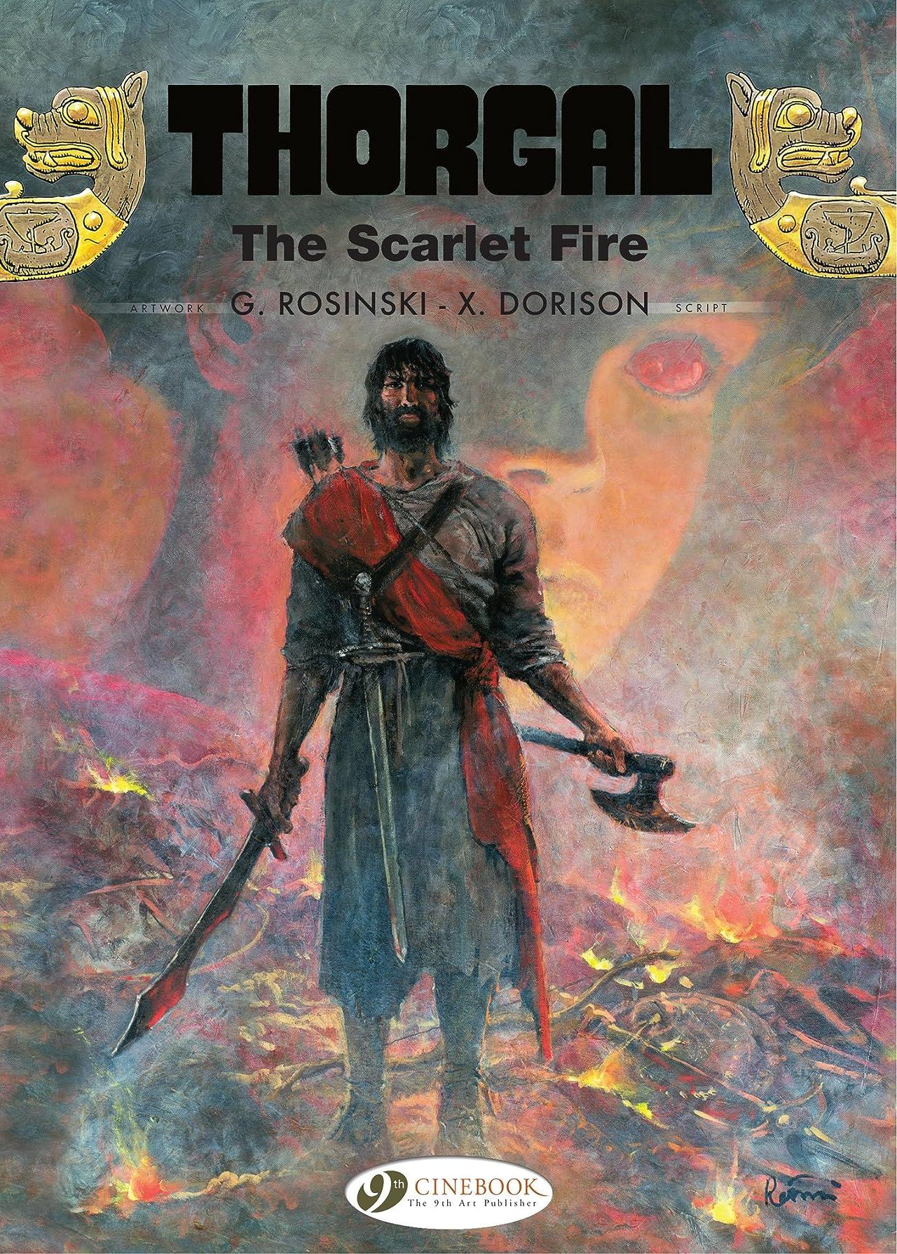 Thorgal Vol. 27: The Scarlet Fire
