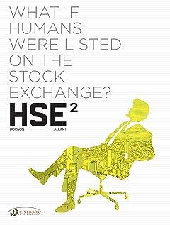 HSE - Human Stock Exchange Tome 2