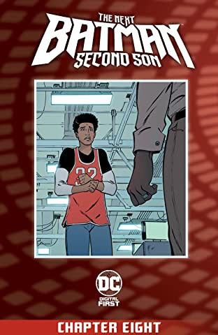 The Next Batman: Second Son (2021-) #8