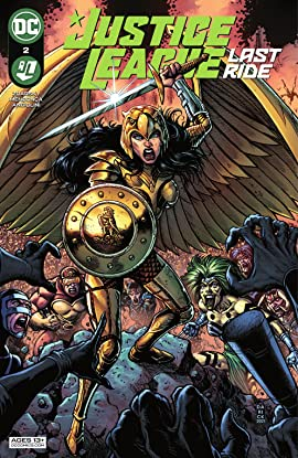 Justice League: Last Ride (2021-) #2