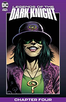 Legends of the Dark Knight (2021-) #4