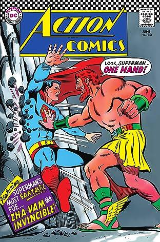 Action Comics (1938-2011) #351