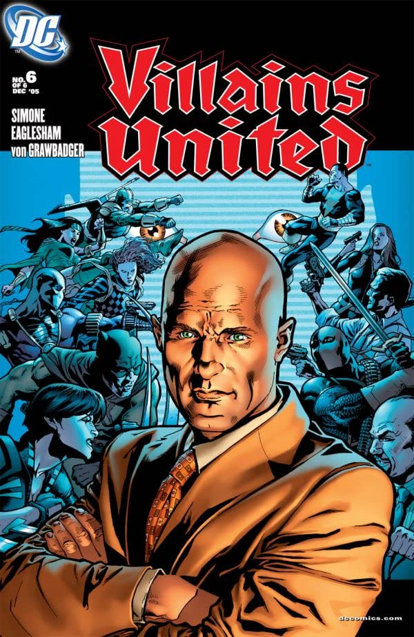 Villains United #6 (of 6)