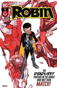 Robin (2021-) No.1