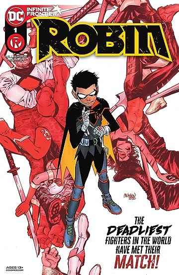 Robin (2021-) #1