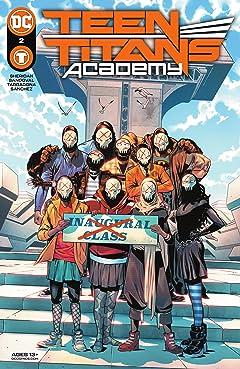 Teen Titans Academy (2021-) #2