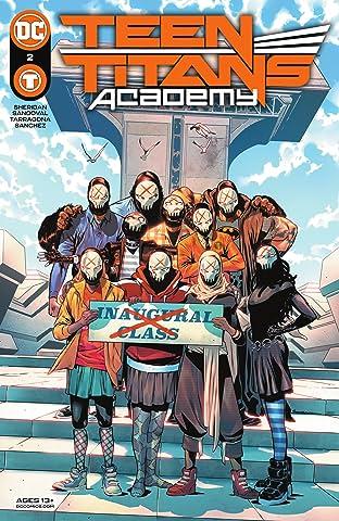 Teen Titans Academy (2021-) No.2