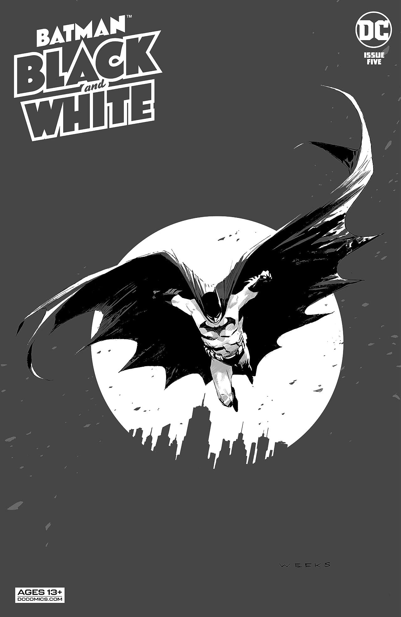Batman Black & White (2020-) No.5