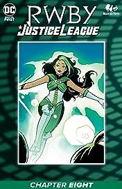 RWBY/Justice League (2021) #8