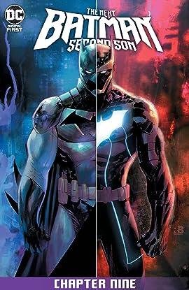 The Next Batman: Second Son (2021-) #9