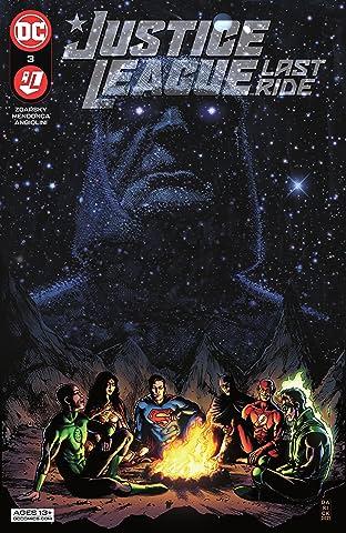 Justice League: Last Ride (2021-) #3