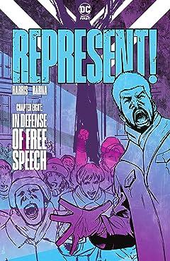 Represent! (2020-) #8