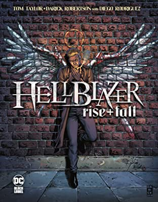 Hellblazer: Rise and Fall (2020-)