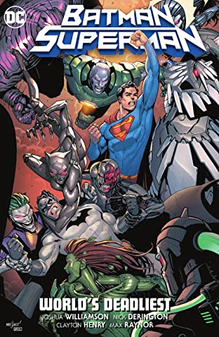 Batman/Superman (2019-) Tome 2