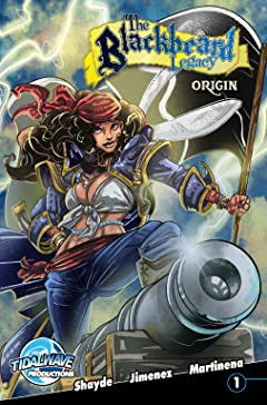 The Blackbeard Legacy: Origin: 1